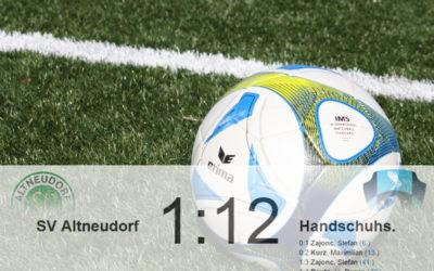 TSV mit Kantersieg gegen Altneudorf