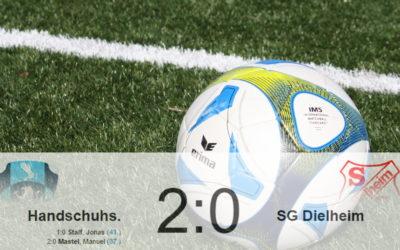 2:0-Heimsieg für starke Löwen!
