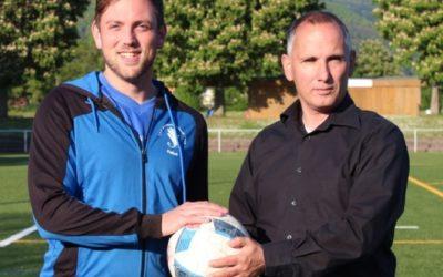 1. Mannschaft der Fußballer mit neuem Trainer zur neuen Saison