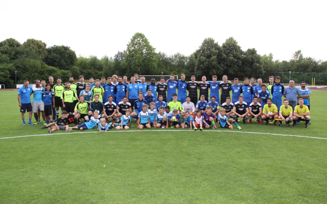 Freundschaftsspiel FC-Astoria Walldorf