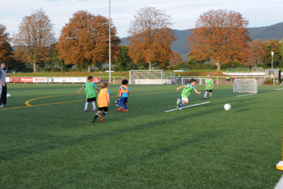 Sommerferien Fußballcamps