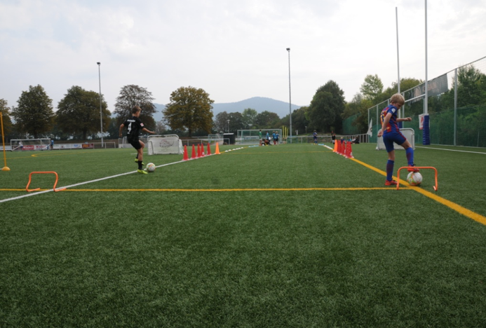 Fußballcamp: 29. Oktober bis 02. November 2018