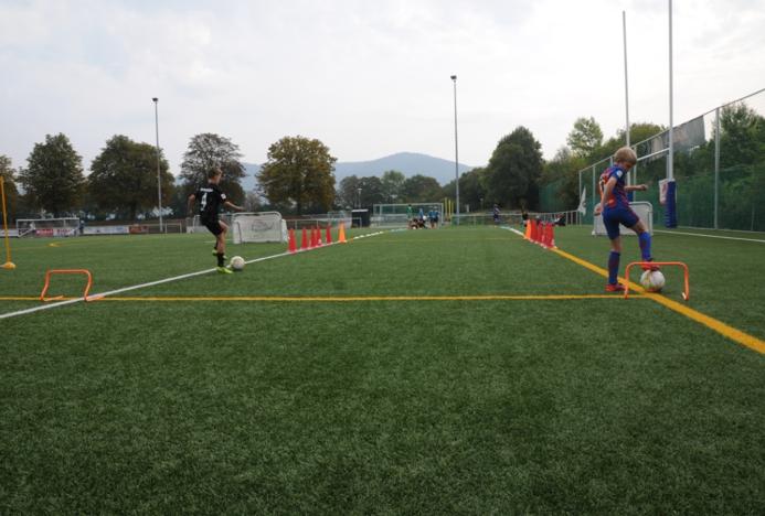 Fußballcamp: 29.10. – 02.11.2018