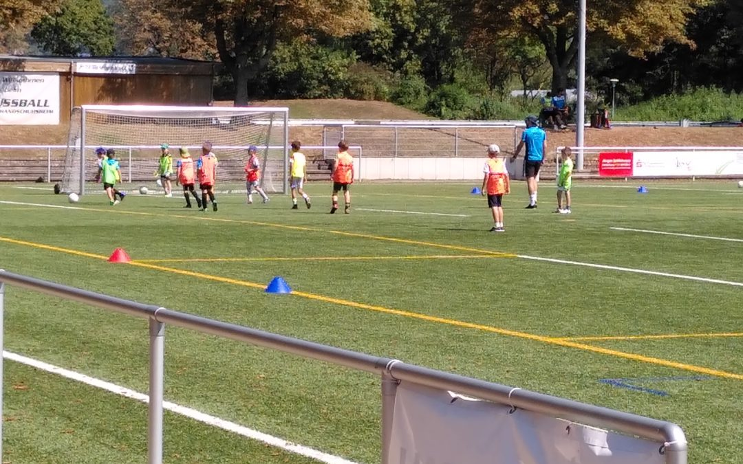 Fußballcamp 03.08. – 07.08.2020